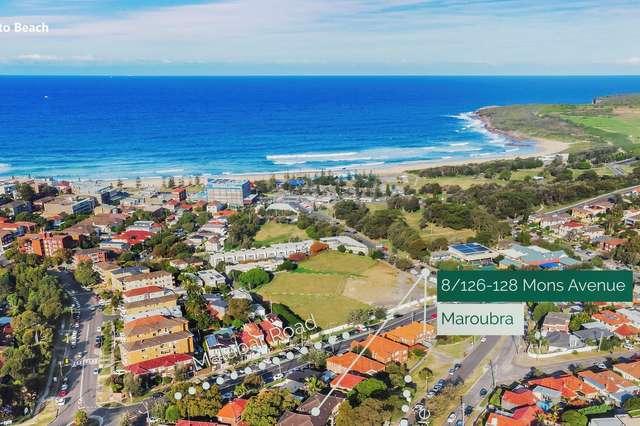 8/126-128 Mons Avenue, Maroubra NSW 2035