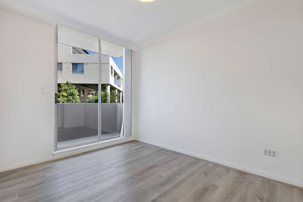 Fourth view of Homely apartment listing, M107A/81 Courallie Avenue, Homebush West NSW 2140
