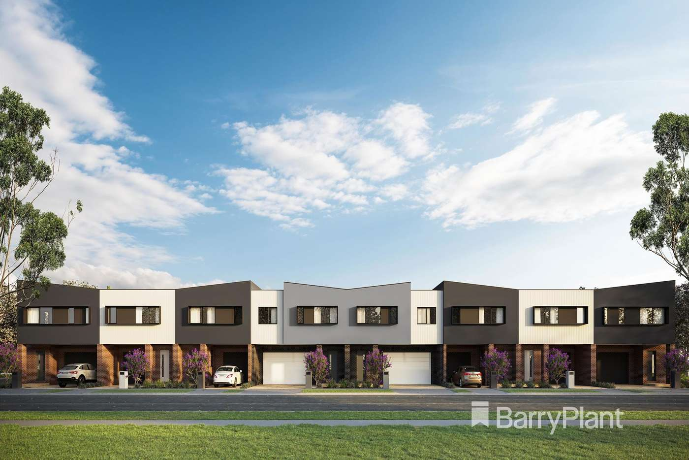 Main view of Homely townhouse listing, Lot 2,3,5 Alcock Road, Truganina VIC 3029