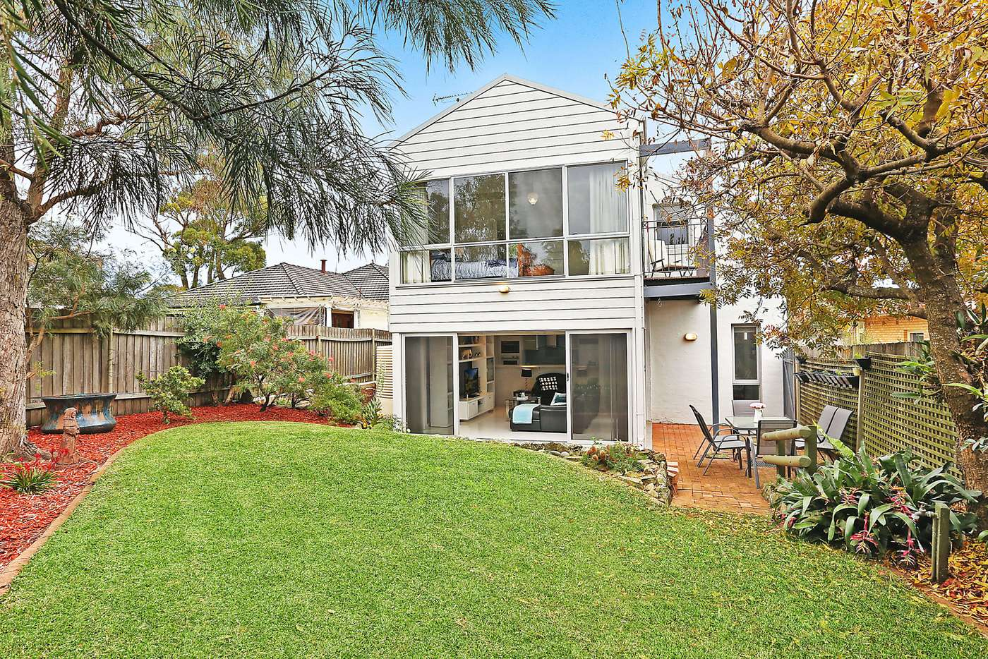 Main view of Homely semiDetached listing, 2/42 Young Street, Sylvania NSW 2224