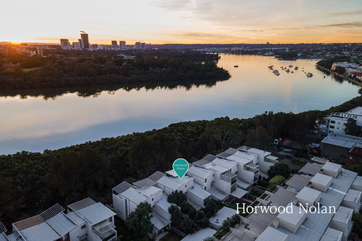 Main view of Homely townhouse listing, 17/48 Edwin Street, Mortlake NSW 2137