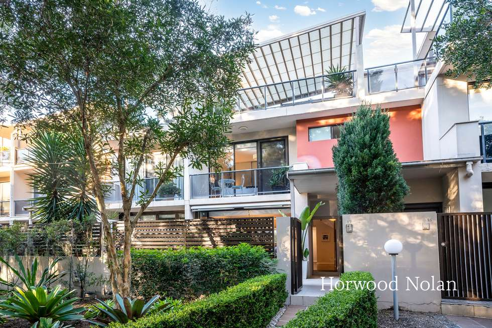 Second view of Homely townhouse listing, 17/48 Edwin Street, Mortlake NSW 2137