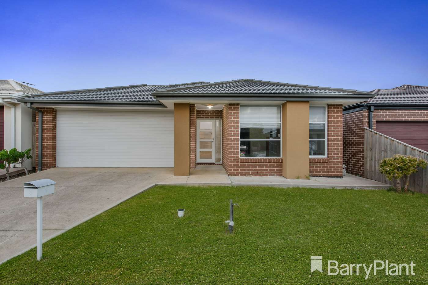 Main view of Homely house listing, 8 Chaucer Crescent, Truganina VIC 3029