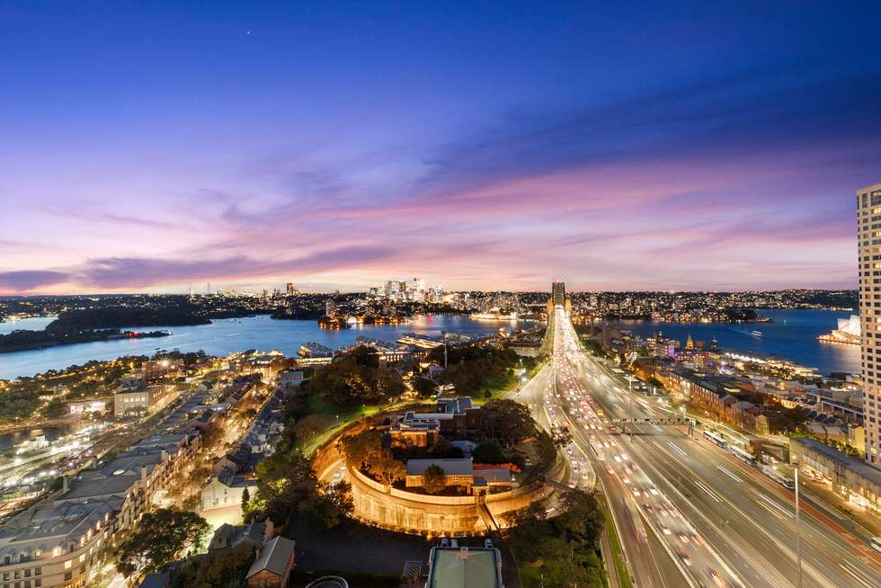 Second view of Homely apartment listing, 2201/168 Kent Street, Sydney NSW 2000