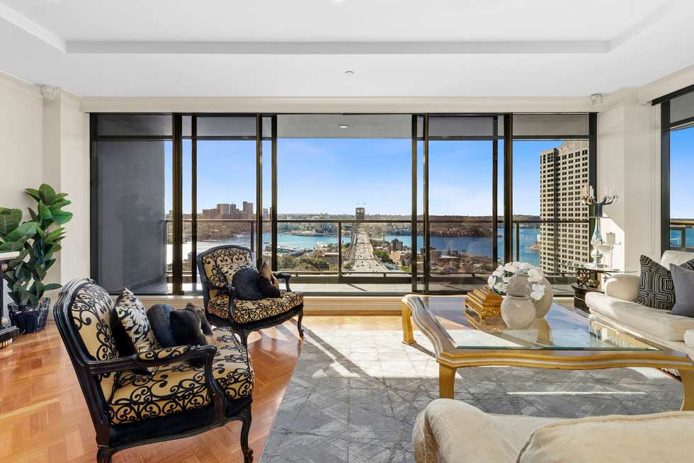 Fourth view of Homely apartment listing, 2201/168 Kent Street, Sydney NSW 2000