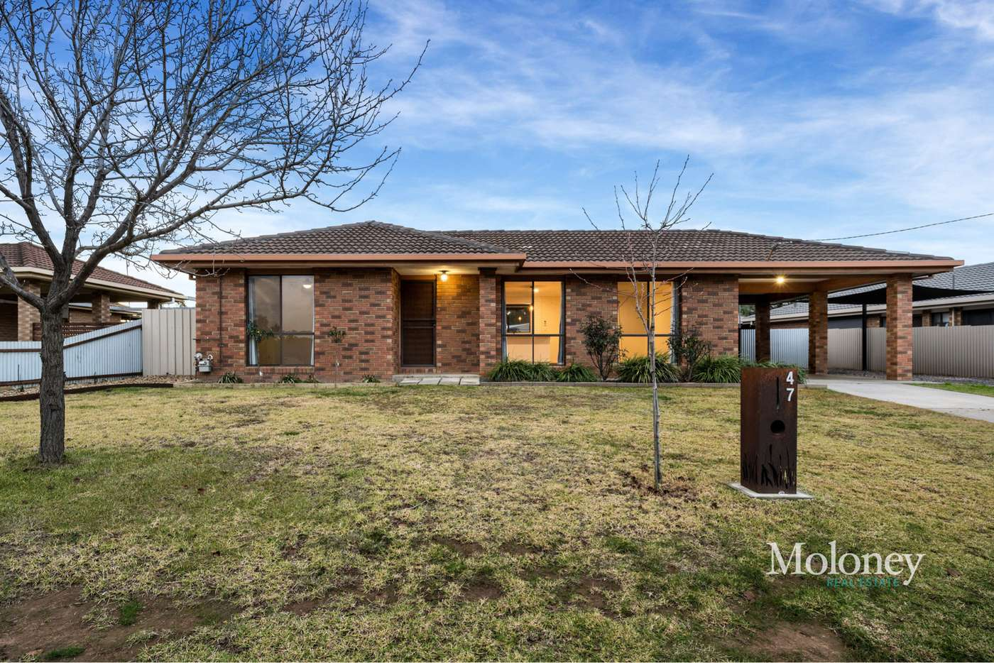 Main view of Homely house listing, 47 Federation Avenue, Corowa NSW 2646