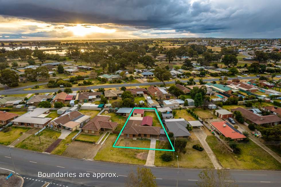 Second view of Homely house listing, 47 Federation Avenue, Corowa NSW 2646