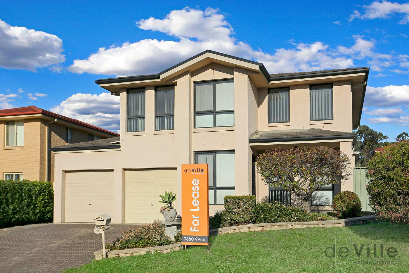 Main view of Homely house listing, 20 Panmure Street, Rouse Hill NSW 2155