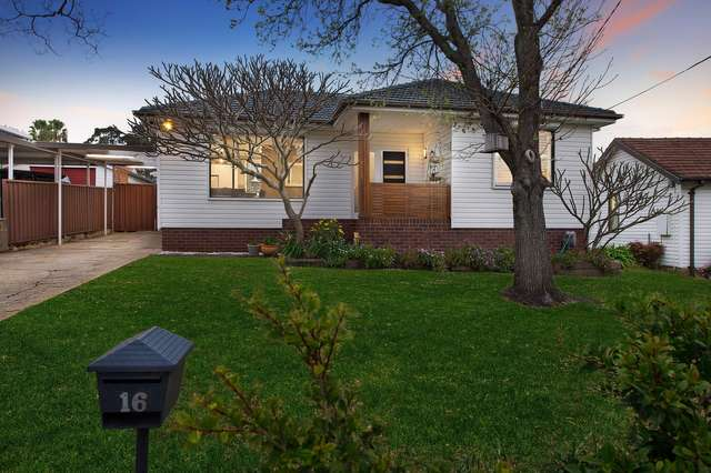 16 Oxley Street, Lalor Park NSW 2147