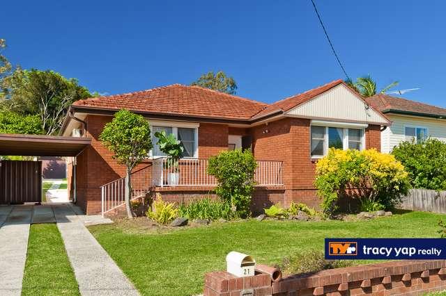 21 Ronald Avenue, Ryde NSW 2112
