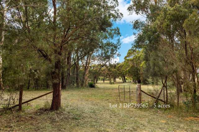 Lot 2/DP739567 Nandi Road, Wingello NSW 2579