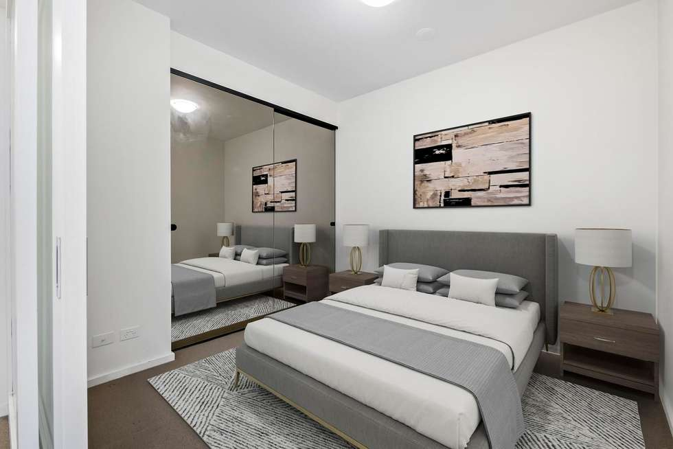 Third view of Homely apartment listing, 2012/25 Therry Street, Melbourne VIC 3000
