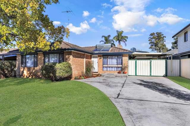 2 Kippax Place, St Clair NSW 2759