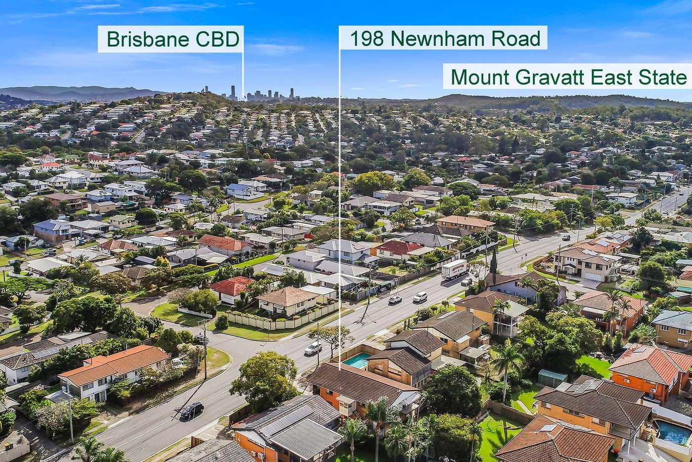 Main view of Homely house listing, 198 Newnham Road, Mount Gravatt East QLD 4122