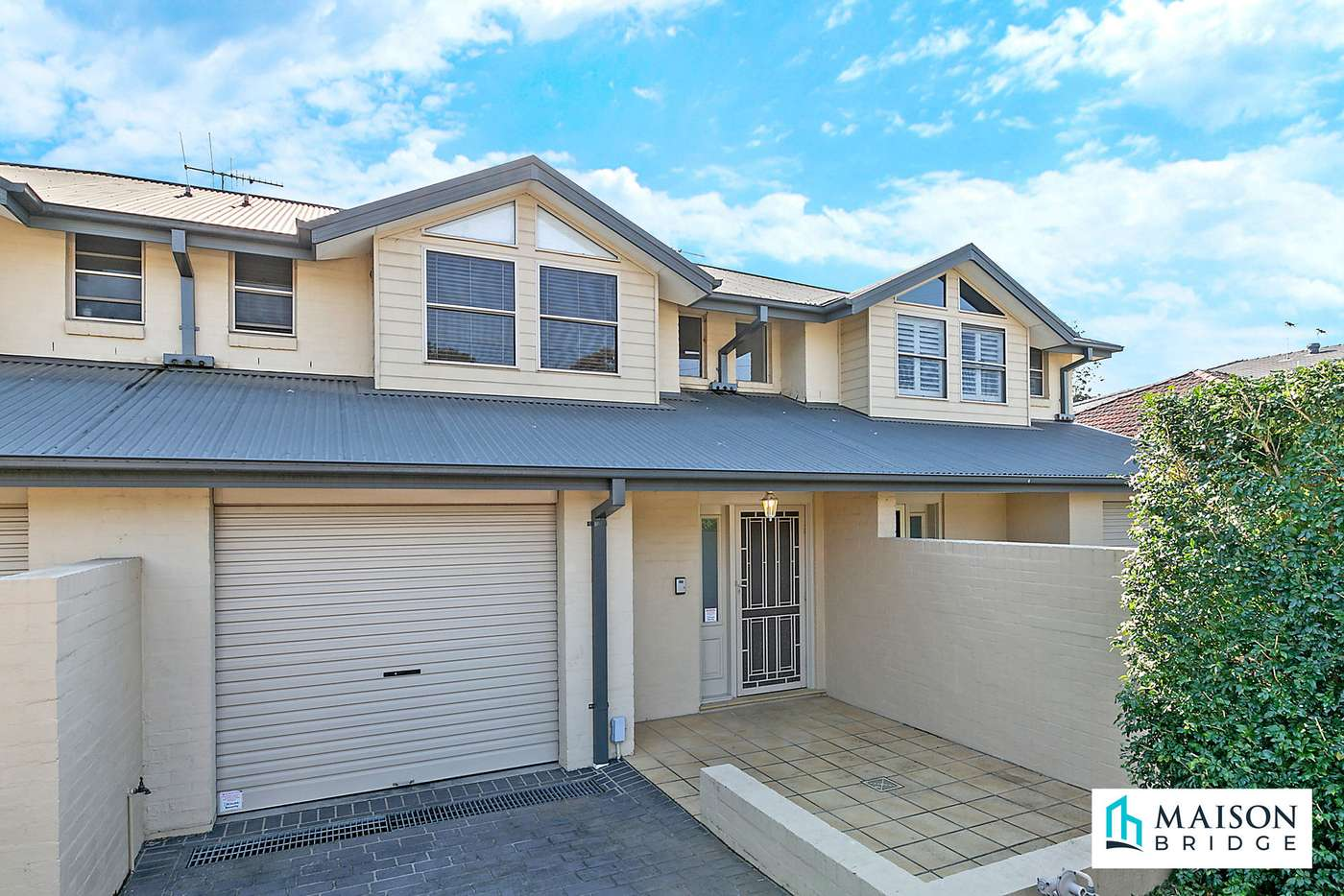 Main view of Homely townhouse listing, 5/63-65 Park Road, Rydalmere NSW 2116