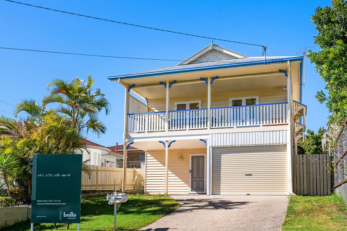 Main view of Homely house listing, 45 Margaret Street, Camp Hill QLD 4152