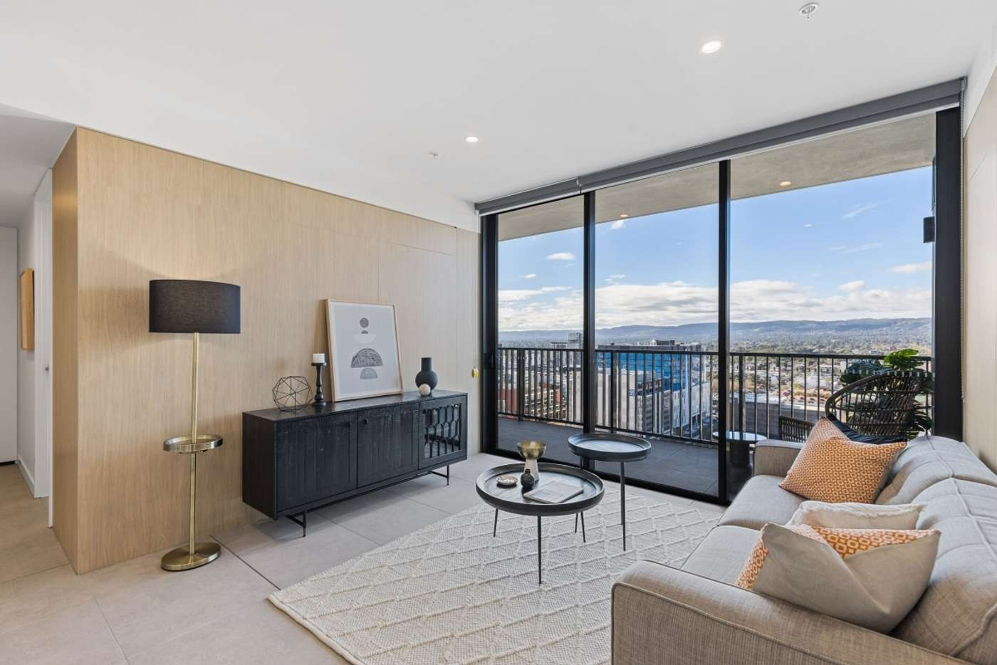 Main view of Homely apartment listing, 2102/17 Penny Place, Adelaide SA 5000
