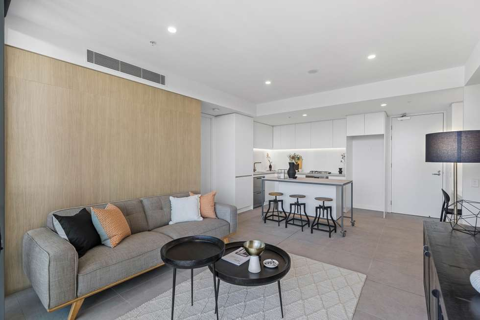 Third view of Homely apartment listing, 2102/17 Penny Place, Adelaide SA 5000