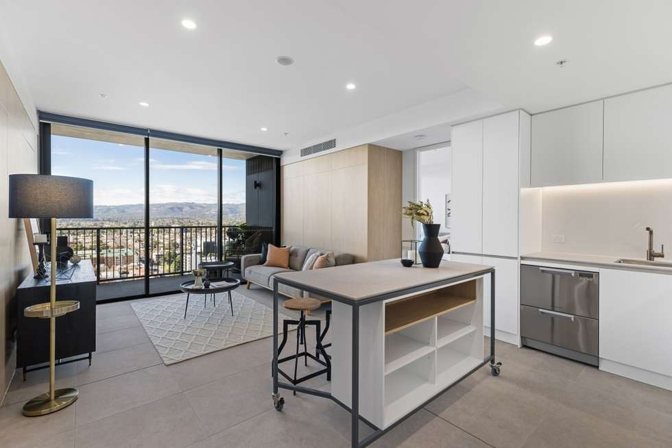 Fourth view of Homely apartment listing, 2102/17 Penny Place, Adelaide SA 5000