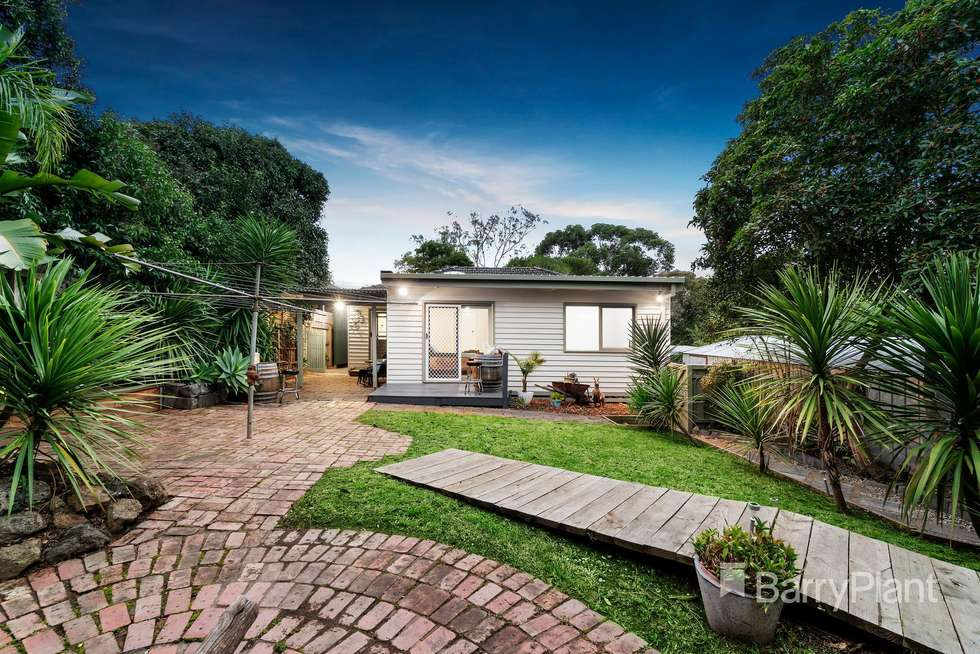 Second view of Homely house listing, 22 Aanensen Court, Montmorency VIC 3094