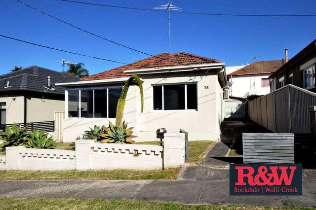 36 Mount Street, Arncliffe NSW 2205