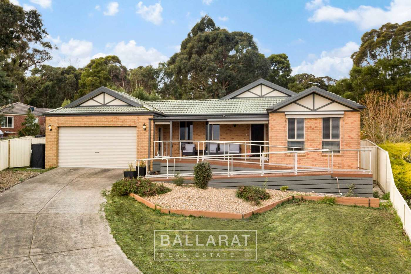 Main view of Homely house listing, 5 Mayfair Court, Mount Helen VIC 3350