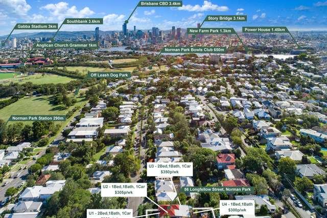 56 Longfellow Street, Norman Park QLD 4170
