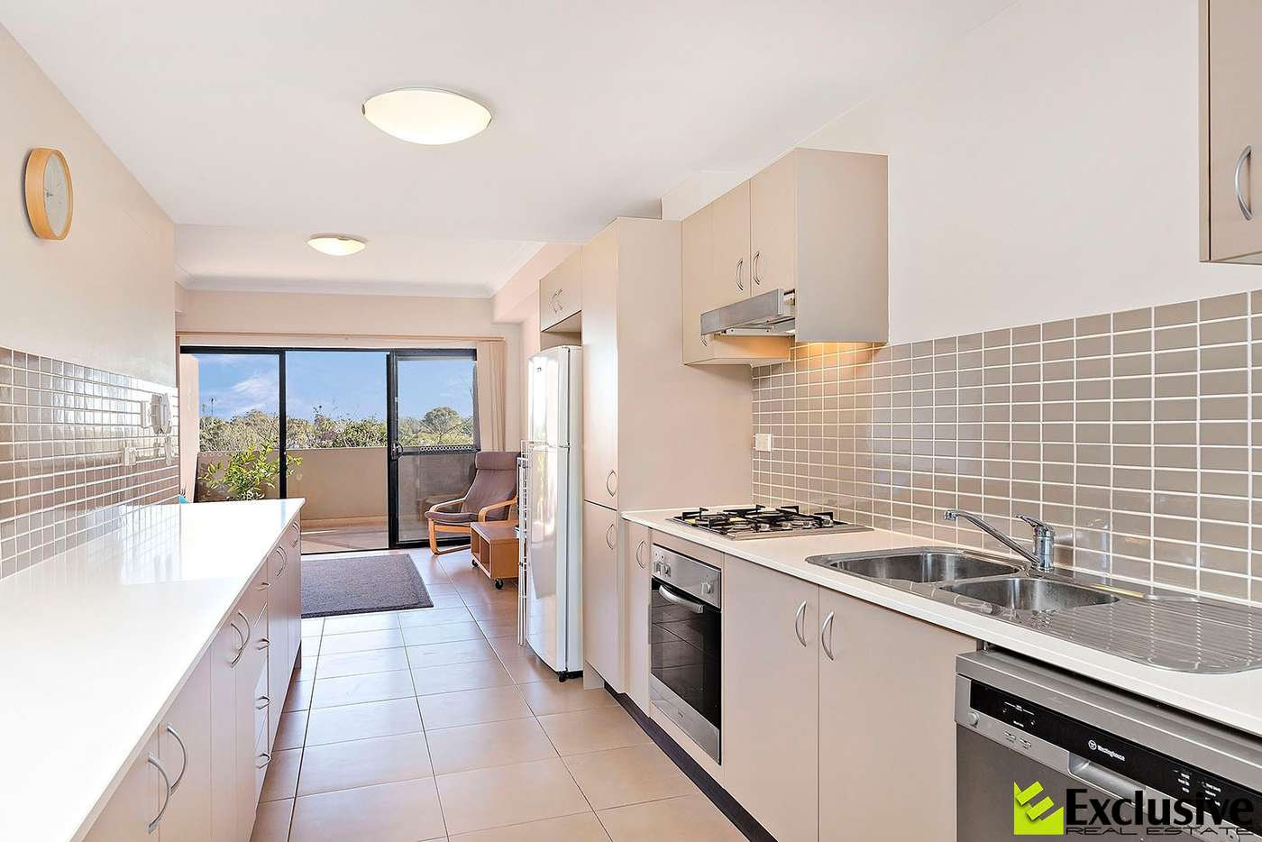 Main view of Homely apartment listing, 38/9-21 Hillcrest Street, Homebush NSW 2140