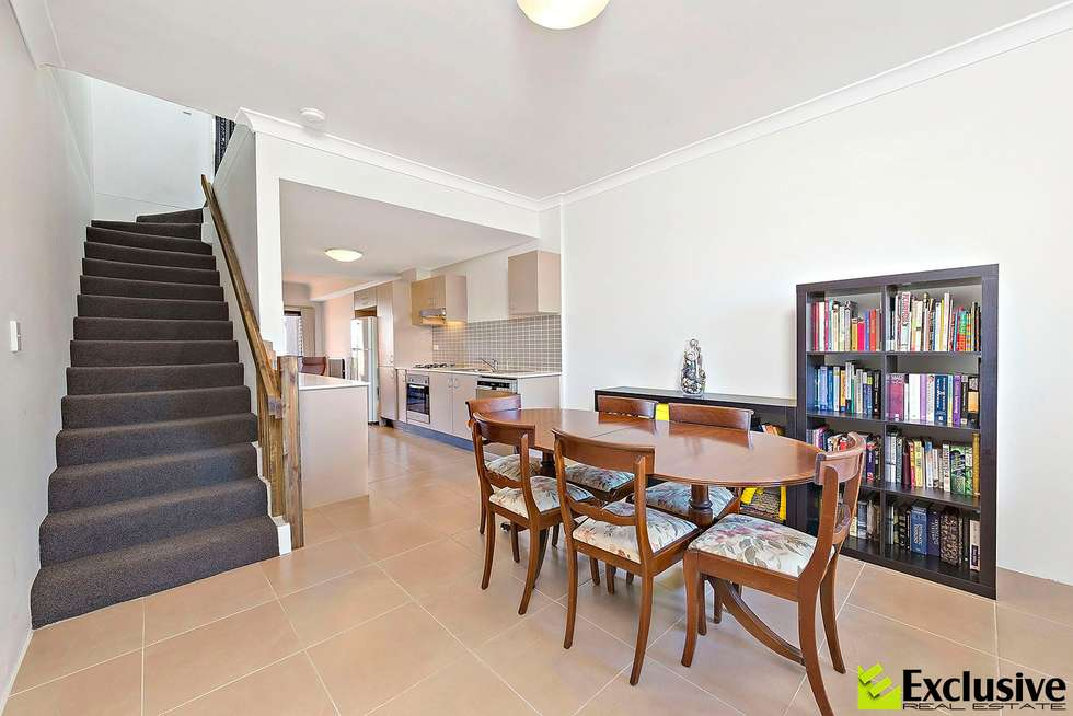 Second view of Homely apartment listing, 38/9-21 Hillcrest Street, Homebush NSW 2140