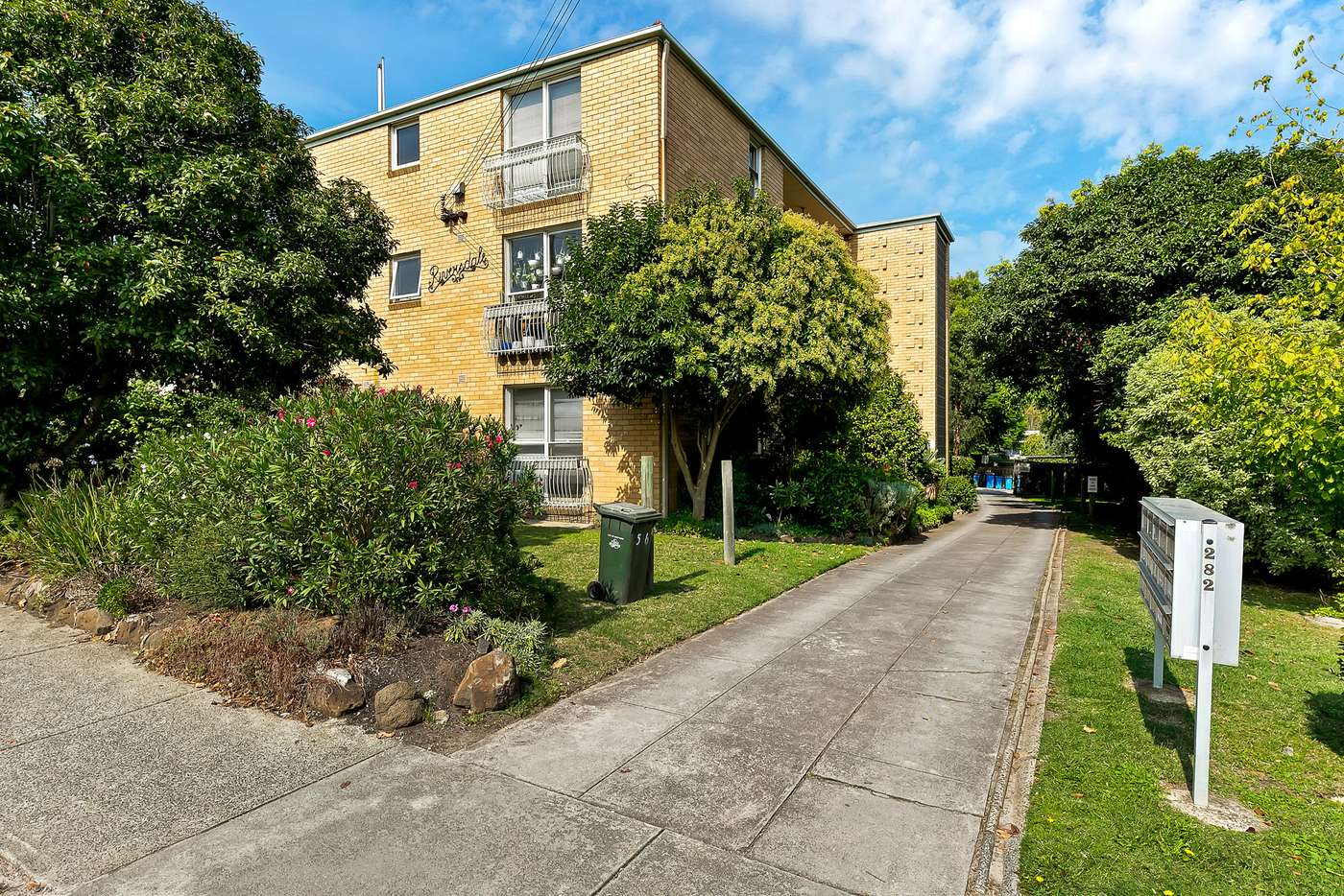 Main view of Homely unit listing, 8/282 Riversdale Road, Hawthorn East VIC 3123