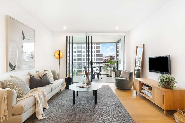 404/2 Malthouse Way (entry Via Smith Street), Summer Hill NSW 2130