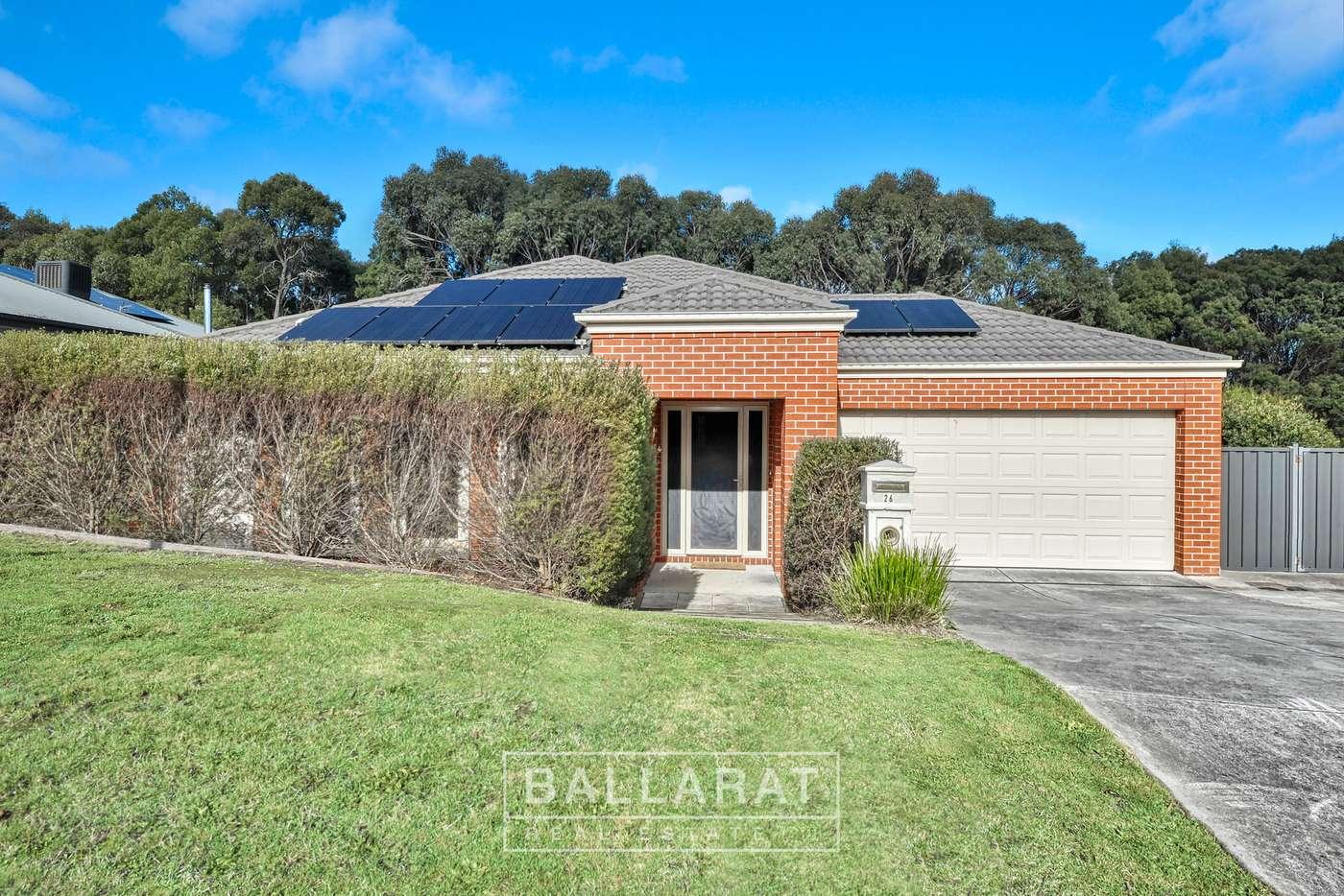 Main view of Homely house listing, 26 Oakbank Drive, Mount Helen VIC 3350