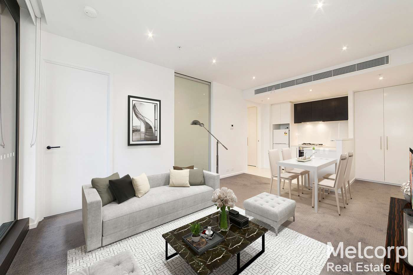 Main view of Homely apartment listing, 2810/9 Power Street, Southbank VIC 3006