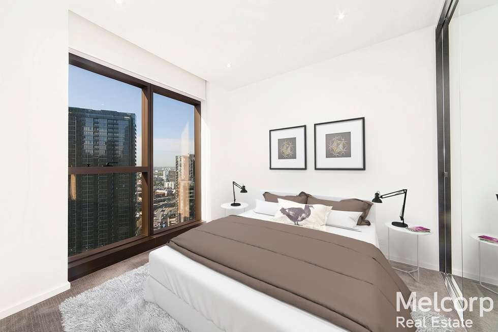 Third view of Homely apartment listing, 2810/9 Power Street, Southbank VIC 3006