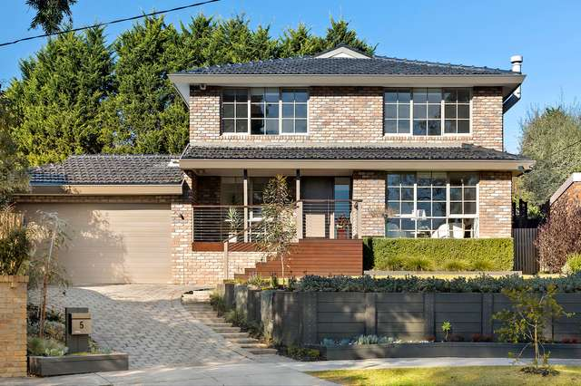 5 Morecombe Place, Wheelers Hill VIC 3150