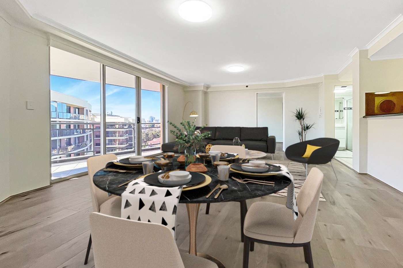 Main view of Homely apartment listing, 98/5-7 Beresford Road, Strathfield NSW 2135