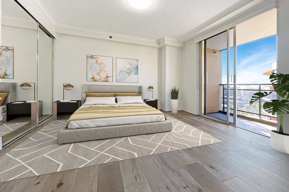 Third view of Homely apartment listing, 98/5-7 Beresford Road, Strathfield NSW 2135