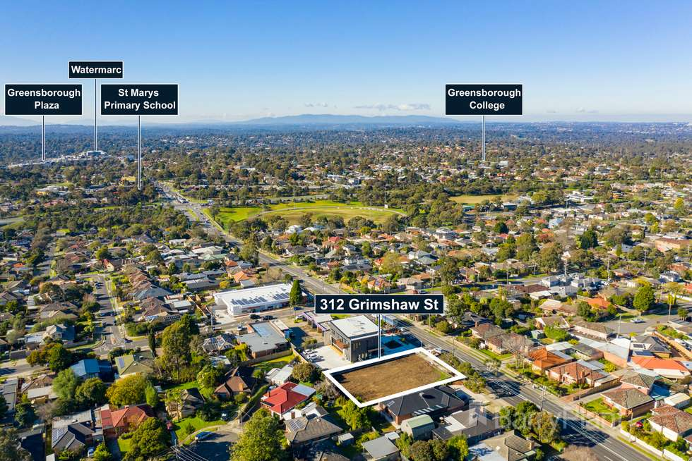 Third view of Homely residentialLand listing, 312 Grimshaw Street, Watsonia North VIC 3087