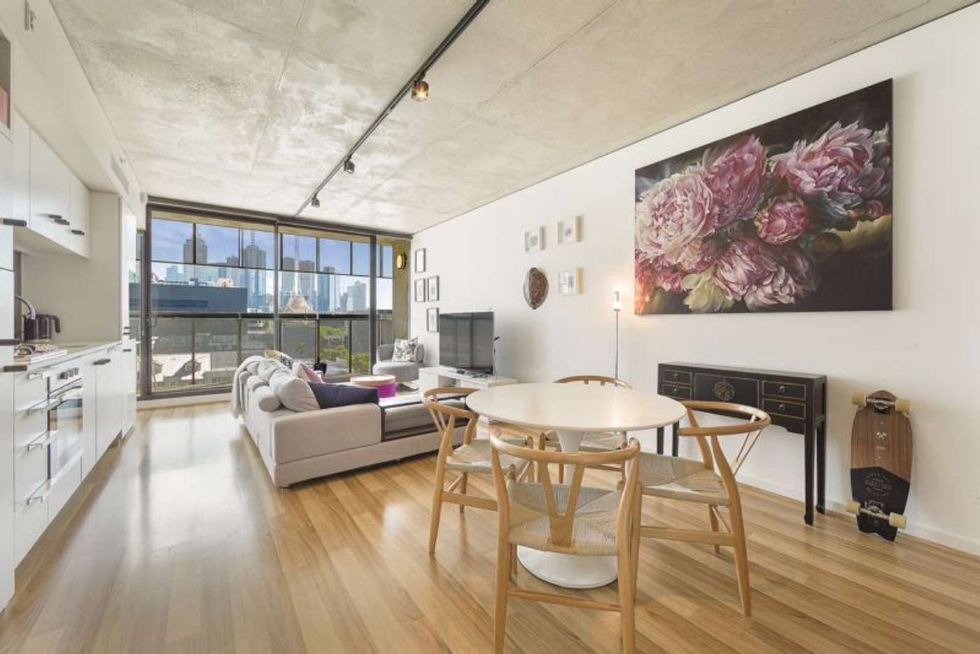 Main view of Homely apartment listing, 717/152 Sturt Street, Southbank VIC 3006