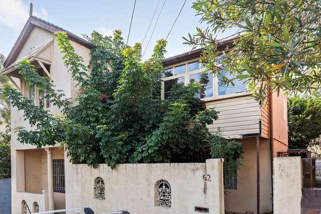 62 Chelmsford Street, Newtown NSW 2042