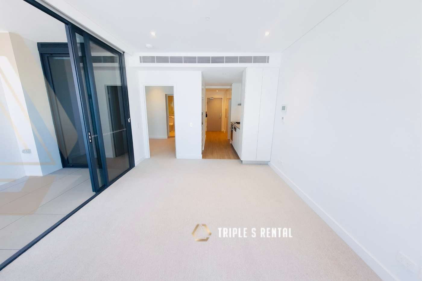 Main view of Homely apartment listing, Level 6/601/8 Walker Street, Rhodes NSW 2138