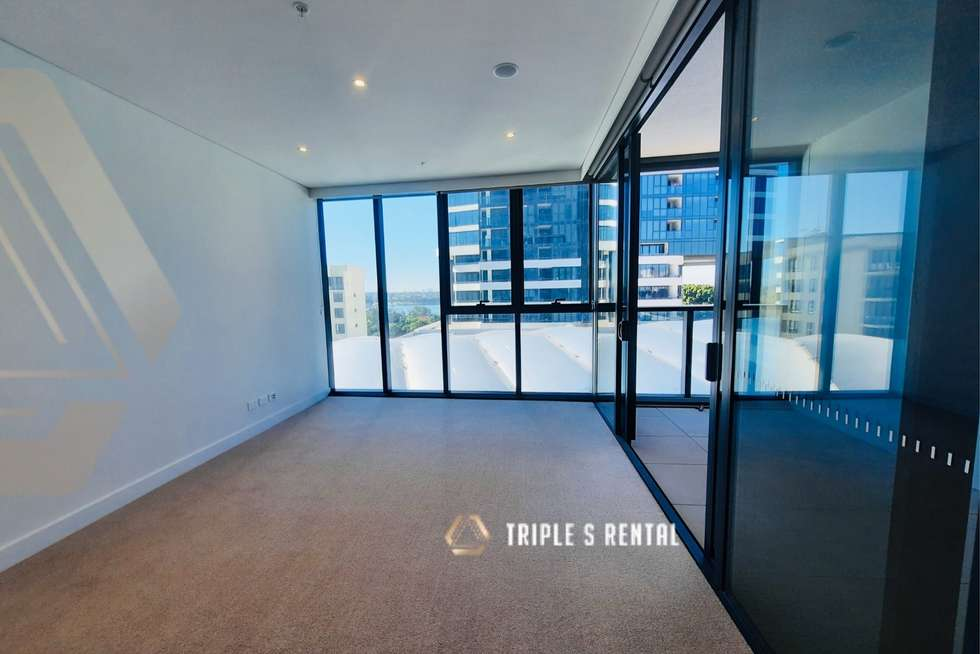 Second view of Homely apartment listing, Level 6/601/8 Walker Street, Rhodes NSW 2138