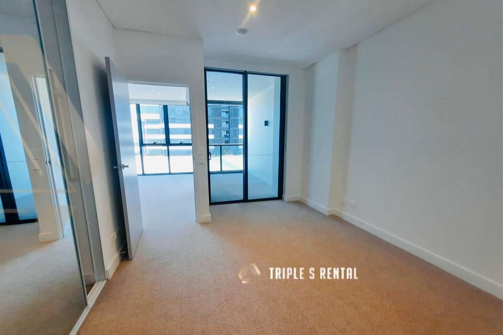 Third view of Homely apartment listing, Level 6/601/8 Walker Street, Rhodes NSW 2138