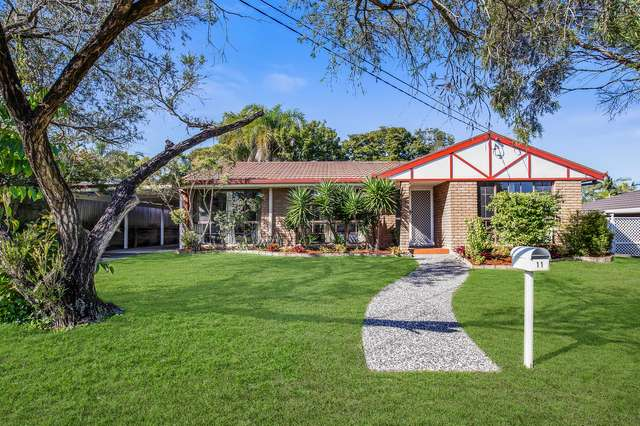 11 Caloola Drive, Springwood QLD 4127