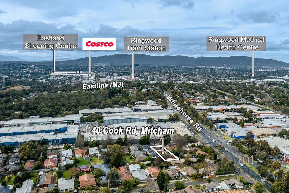 Third view of Homely house listing, 40 Cook Road, Mitcham VIC 3132