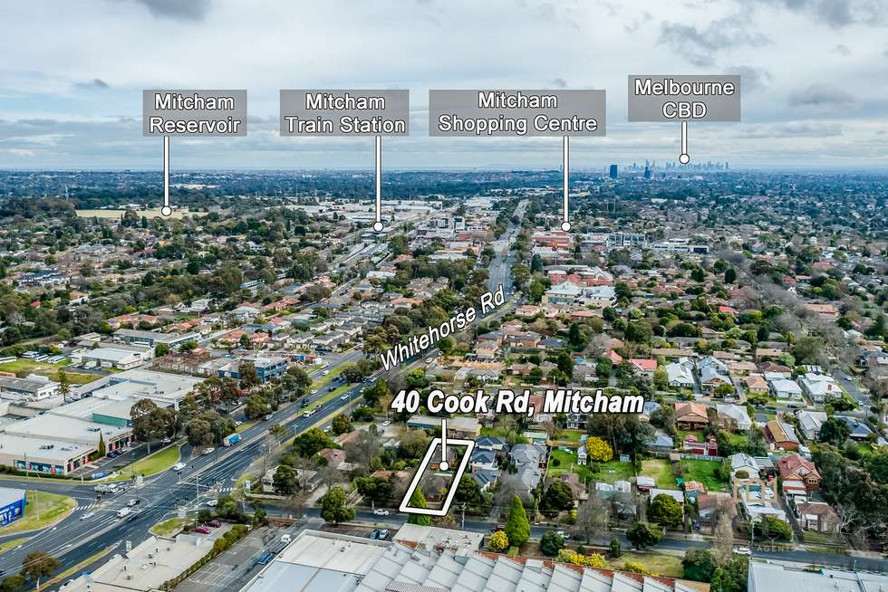 Fourth view of Homely house listing, 40 Cook Road, Mitcham VIC 3132