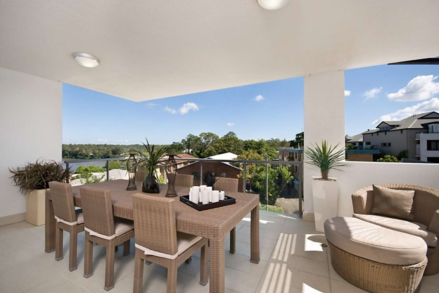 Main view of Homely unit listing, 701/30 Riverview Terrace, Indooroopilly QLD 4068