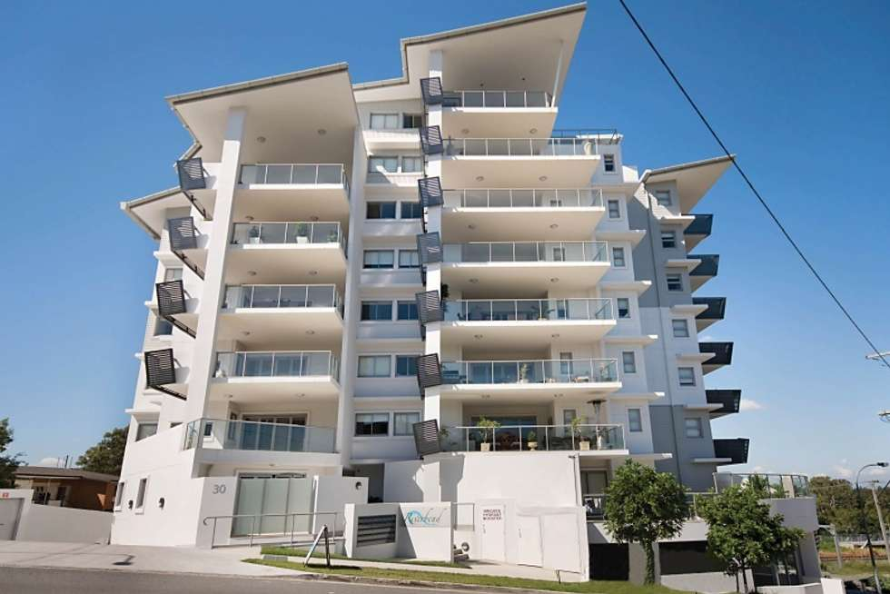 Second view of Homely unit listing, 701/30 Riverview Terrace, Indooroopilly QLD 4068