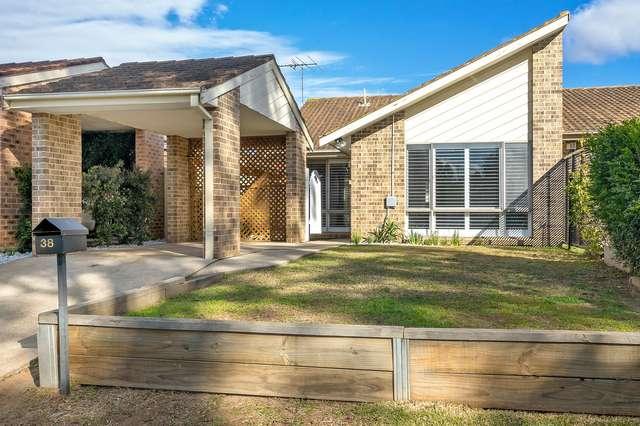 38 Vincent Road, Cranebrook NSW 2749