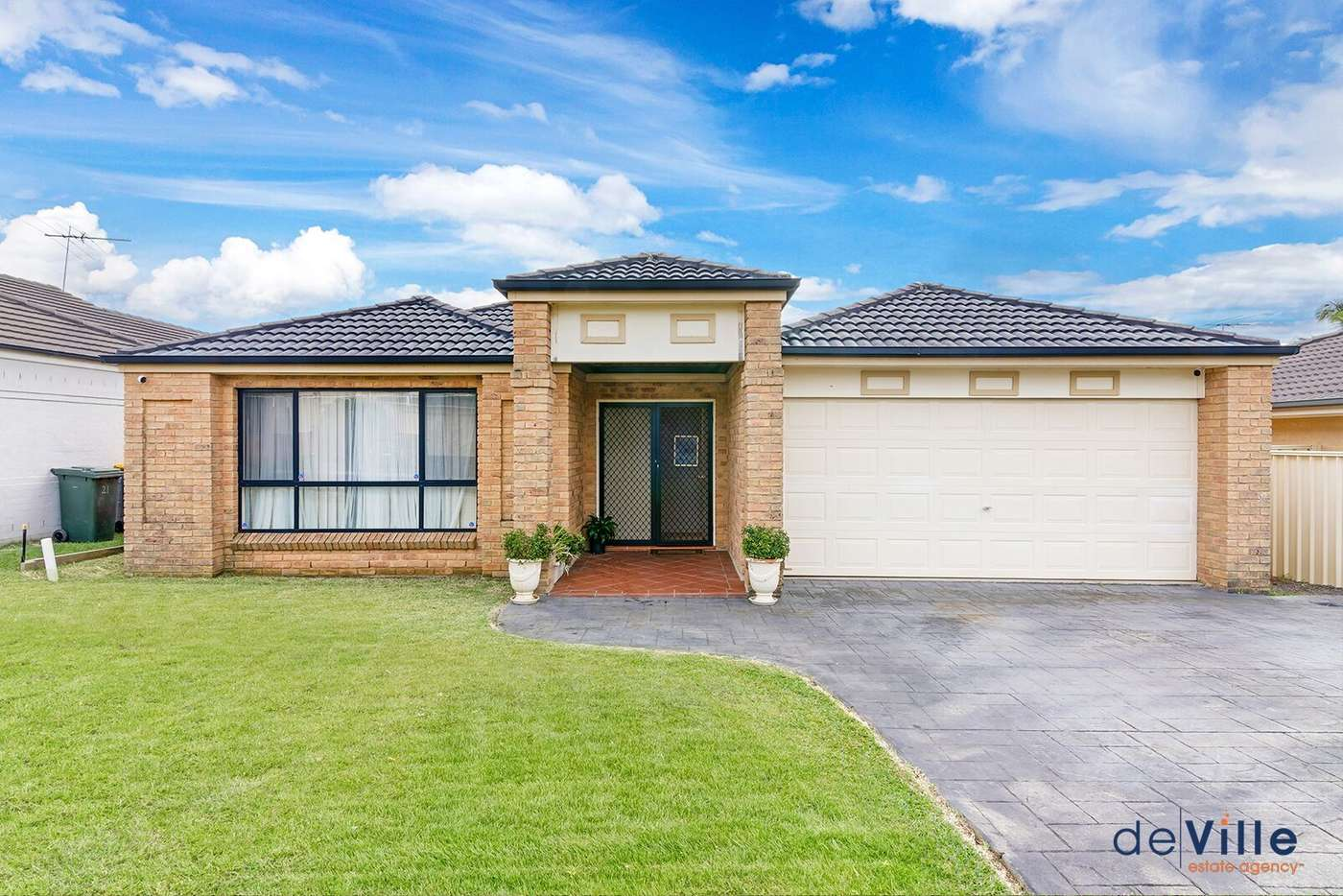 Main view of Homely house listing, 23 Rosewood Street, Parklea NSW 2768